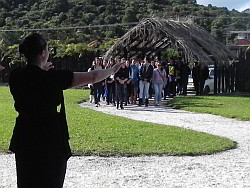 Te Hana Marae Educational experiences